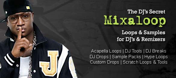 Mixaloop -The DJs Secret! Loops, Samples and Tools for DJs